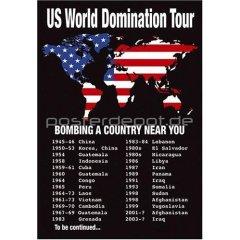 US World Domination Tour